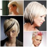 12 Two Tone Hair Colors For Short Haircuts 12 Haircuts Bob Haircuts With Two Colors