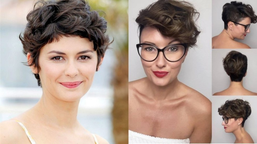 12 Undoubtedly Coolest Pixie Cuts For Wavy Hair Haircuts Long Wavy Pixie Cut