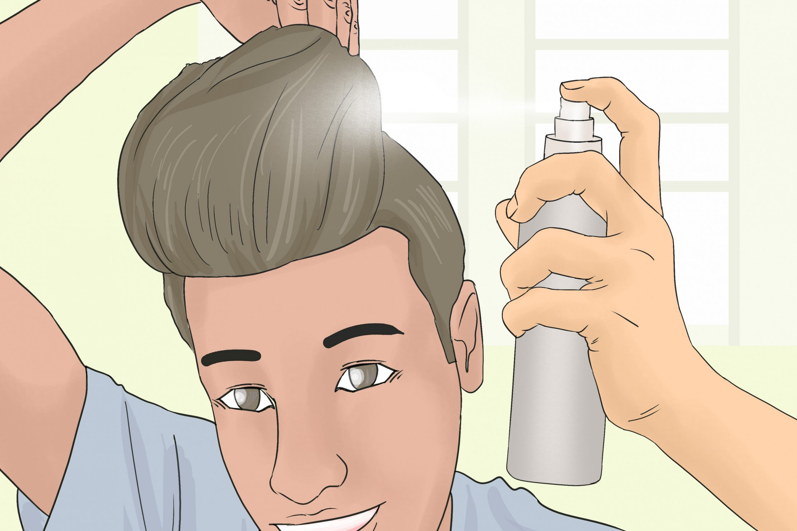 12 Ways To Do 12s Hairstyles For Short Hair WikiHow 1950S Hairstyles For Short Hair