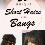 12 Ways To Wear Short Hair With Bangs For A Fresh New Look Cute Hairstyles For Short Hair With Bangs