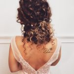 12 Wedding Hairstyles For Naturally Curly Hair Blink & Bliss Natural Curly Wedding Hair