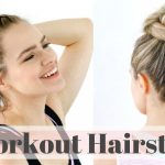 12 Workout Hairstyles For The Gym Easy Hair Tutorial! Workout Hairstyles For Long Hair