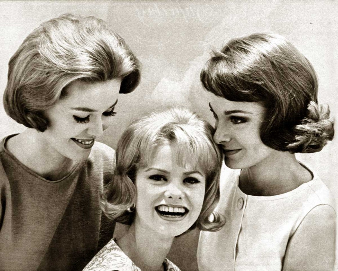 12s Hairstyles Six Popular Coiffures In 12 Glamour Daze 1960S Hairstyles For Short Hair