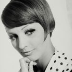 12s Slanted Bob Hairstyle Photo By Walter Blum 12s Hair 1960S Hairstyles For Short Hair