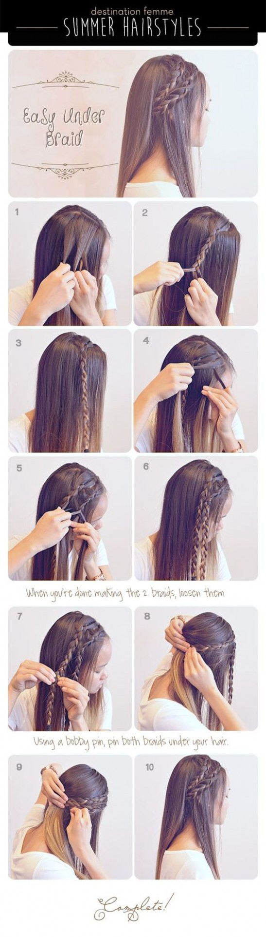 8 Amazing Long Hairstyles & Cuts 8 Easy Layered Long Hairstyles Hairstyles For Long Straight Hair