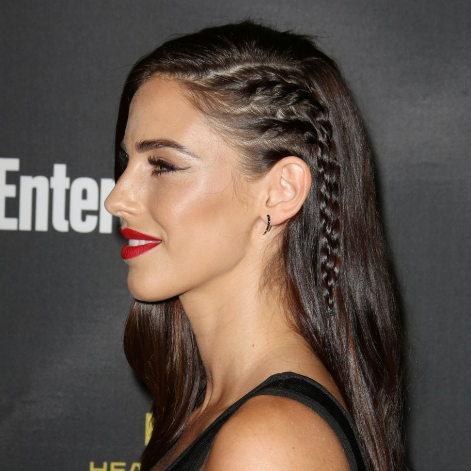 8 Amazing Party Hair Styles And How To Recreate Them Hair Side Braid Long Hair