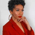 8 Beautiful Tapered Haircuts For Natural Hair Tapered Natural Hairstyles