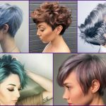 8 Best Hair Color Ideas For Pixie Cut And Short Hair Dyed Pixie Cut
