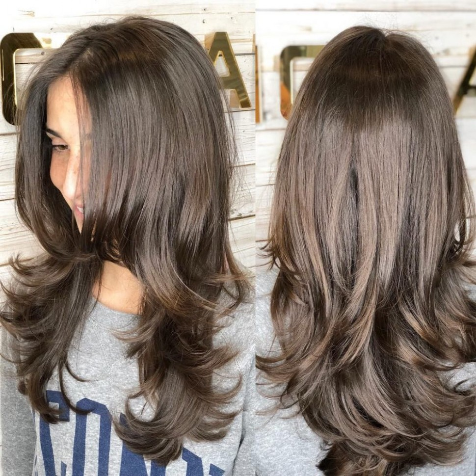 8 Best Hairstyles For Thick Hair & Trending Thick Haircuts In 8 Haircuts For Long Thick Hair
