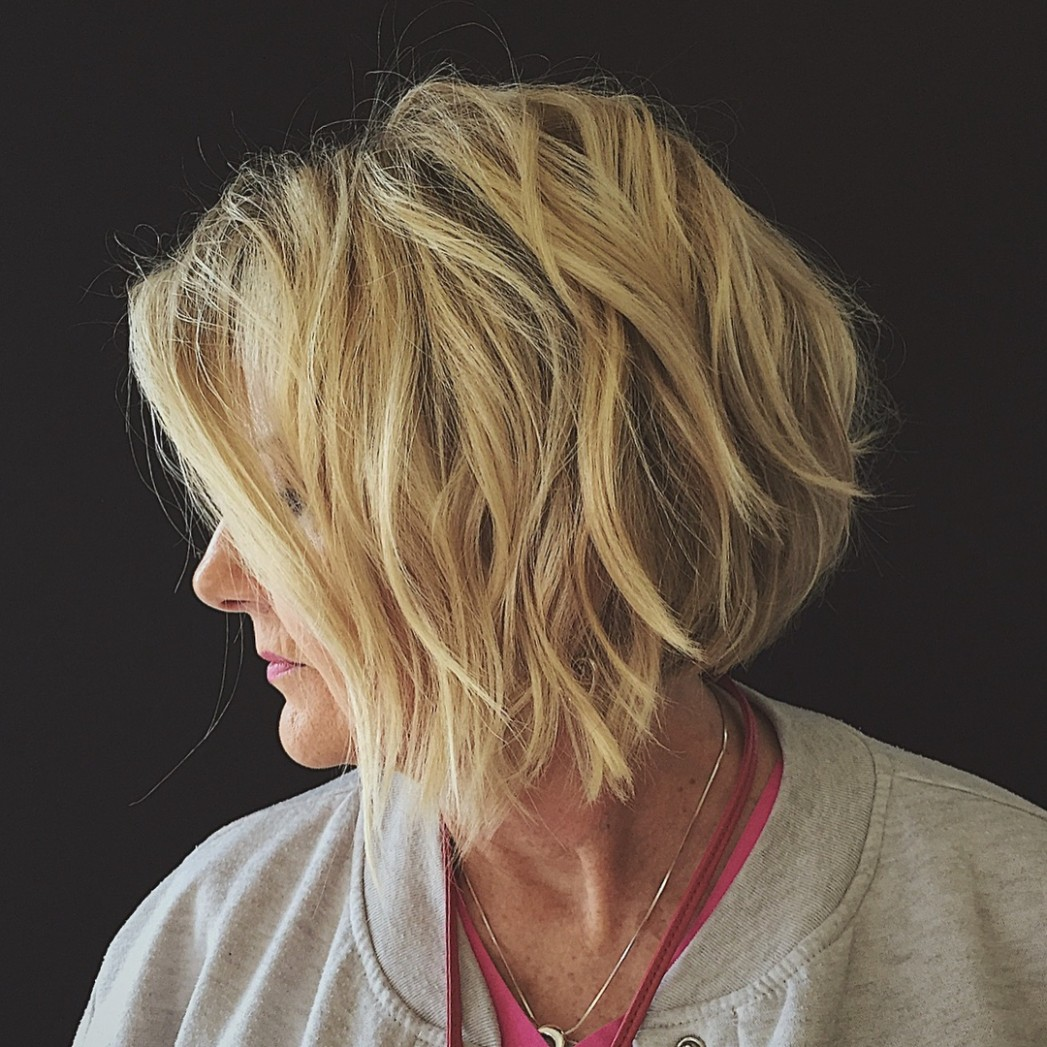 8 Best Hairstyles For Women Over 8 For 8 Hair Adviser Mature Haircuts