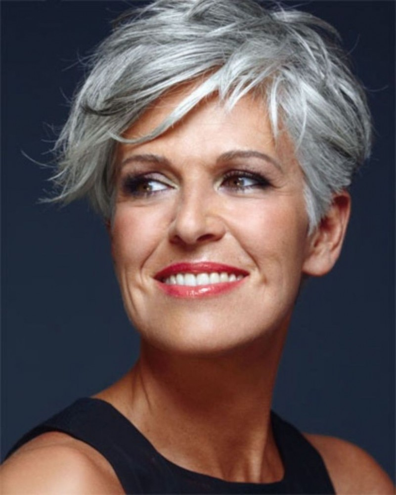 8 Best Modern Hairstyles And Haircuts For Women Over 8 Older Mature Haircuts