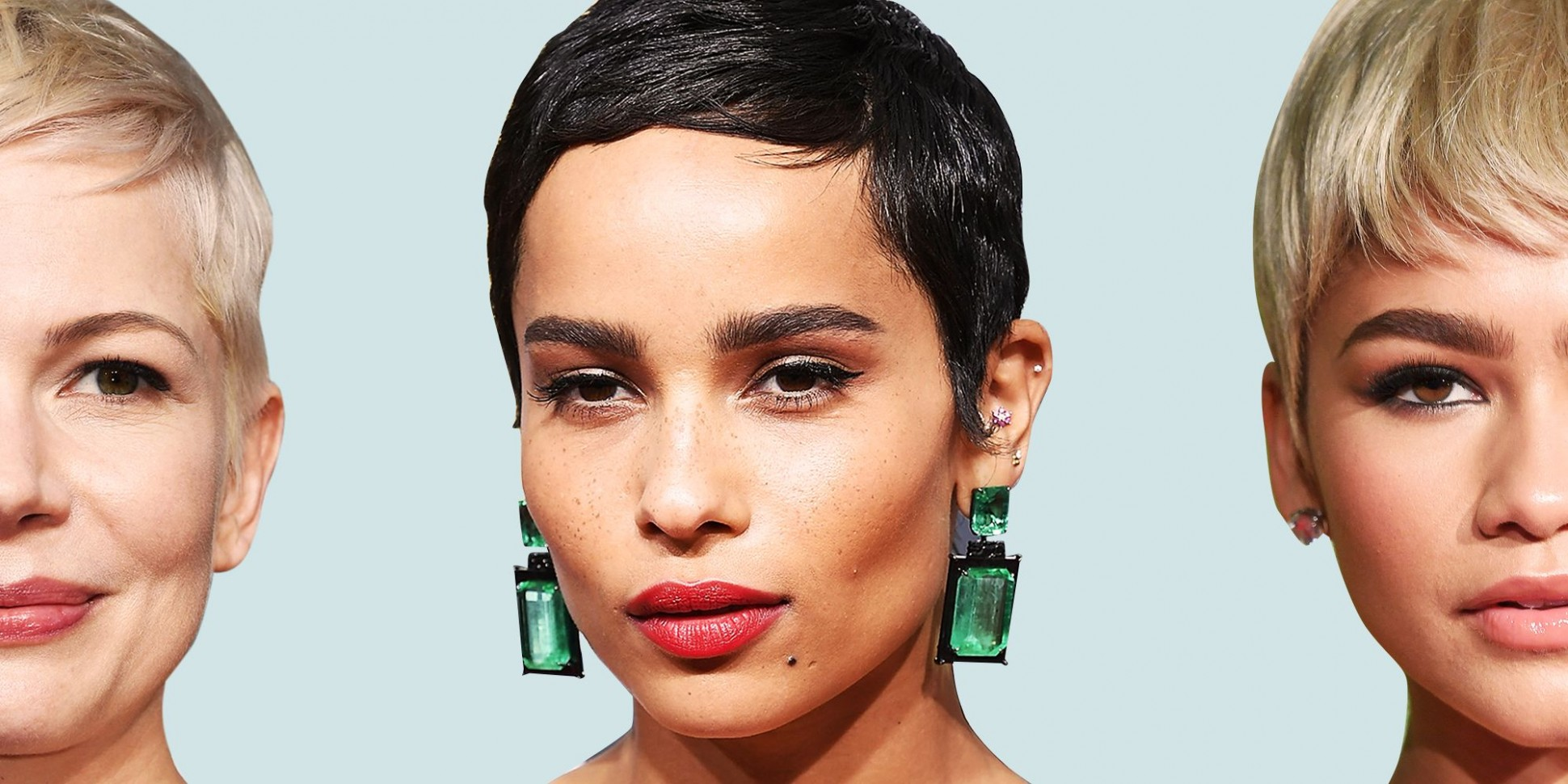 8 Best Pixie Cuts - Iconic Celebrity Pixie Hairstyles - 8