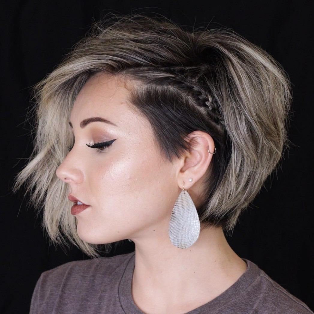 8 Best Short Haircuts For Anyone With A Long Face Shape Short But Long Haircuts