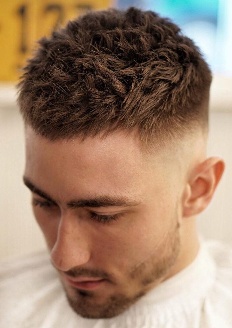 8 Best Short Haircuts For Men > Most Popular Short Hair Styles Small Haircut For Men