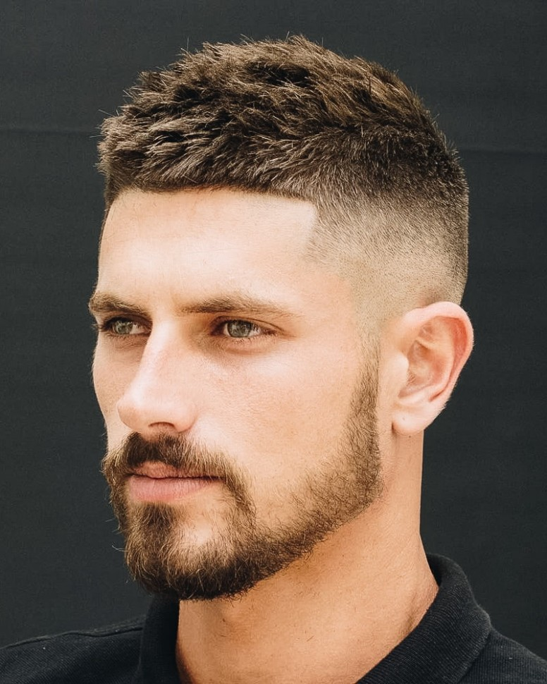 8 Best Short Haircuts: Men's Short Hairstyles Guide With Photos Good Short Hairstyles