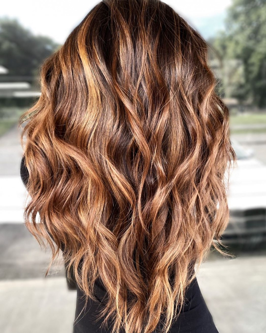 8 Cute Layered Hairstyles And Cuts For Long Hair In 8 Layers In Hair Long
