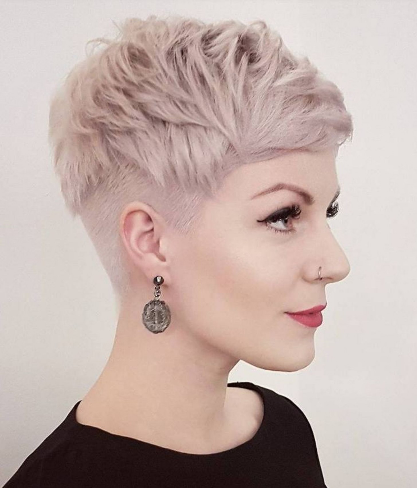 8 Cute Short Pixie Haircuts – Femininity and Practicality  Thick