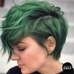8 Different Pixie Haircut Styles To Try Right Now Matrix Dyed Pixie Cut