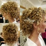 8 Easy & Cute Updos For Curly In Trending In 8 Formal Hairstyles For Curly Hair