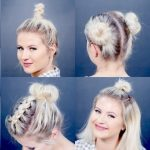 8 EASY Different Bun Hairstyles For Short Hair Milabu Sporty Hairstyles For Short Hair