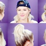 8 EASY GYM/WORKOUT SHORT HAIRSTYLES TUTORIAL Milabu Short Hair Sporty Hairstyles For Short Hair