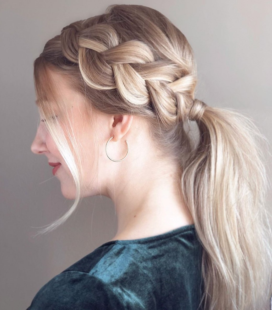 8 Easy Hairstyles For Long Hair With Simple Instructions Hair Hairstyles For Long Straight Hair