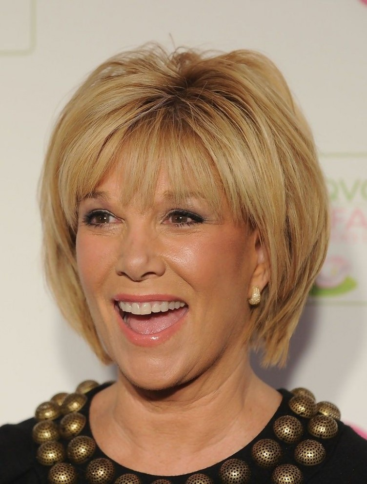 8 Easy Short Hairstyles For Older Women PoPular Haircuts Hair Mature Haircuts
