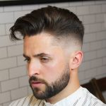 8 Elegant Taper Fade Haircuts: For Clean Cut Gents Taper Fade Long On Top
