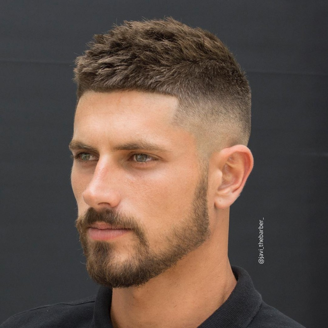 8 Fade Haircut Styles For 8 > Every Type Of Fade You Can Try Short Fade Haircut