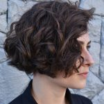 8 Haircuts For Thick Wavy Hair To Shape And Alleviate Your Short Hair For Wavy Thick Hair