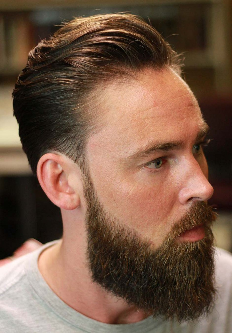 8 Hairstyles For Men With Thin Hair (Add More Volume) Mens Short Haircuts For Thin Hair