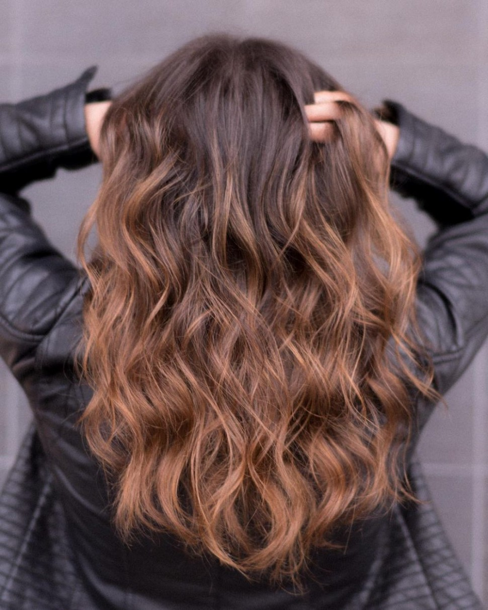 8 Hottest Long Brown Hair Ideas For Women In 8 Long Brunette Hairstyles