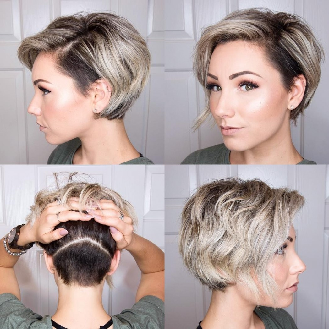 8 Hottest Short Hairstyles, Short Haircuts 8 Bobs, Pixie Sporty Hairstyles For Short Hair