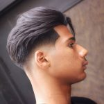 8 Low Fade Haircuts For Stylish Guys > December 8 Update Long Hair Fade Cut