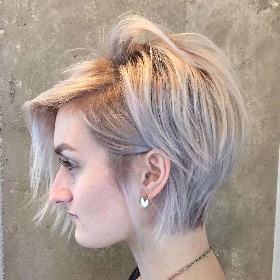 8 Mind Blowing Short Hairstyles For Fine Hair Bobs For Thin Long Pixie For Fine Hair