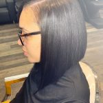 8 Modern Wedge Haircut Approaches The Feathery Effect You'll Love Long Wedge Haircut