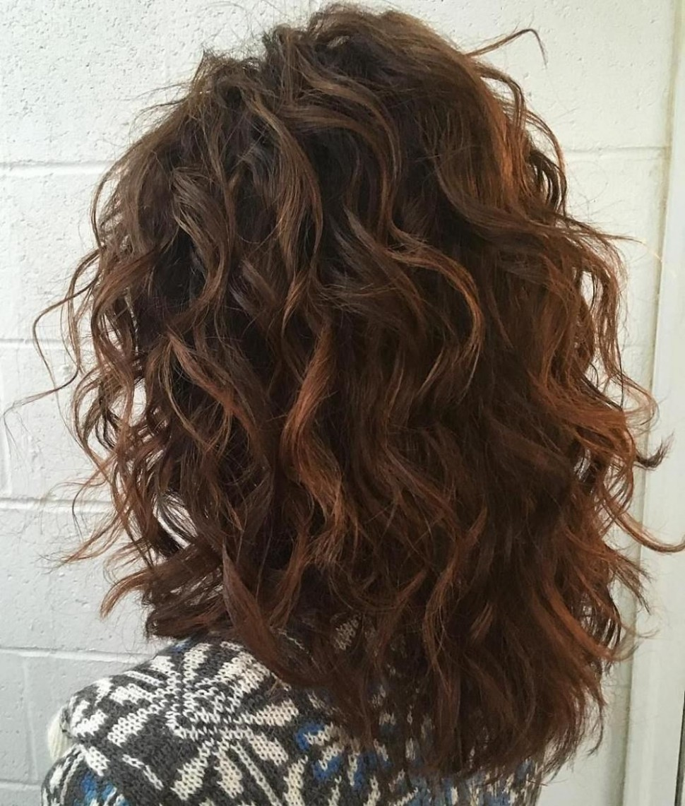 8 Most Magnetizing Hairstyles For Thick Wavy Hair Natural Wavy Hairstyles For Thick Curly Hair