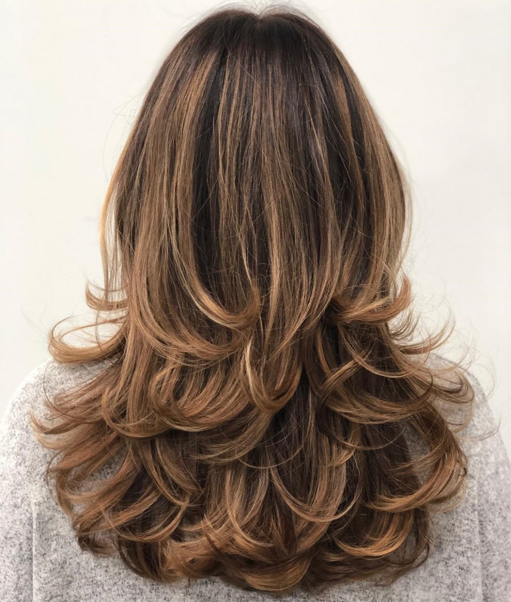 8 NEW Long Hairstyles with Layers for 8 - Hair Adviser