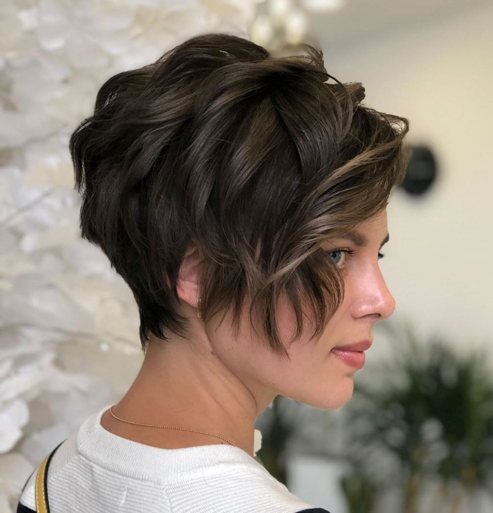 8 NEW Short Hair with Bangs Ideas and Hairstyles for 8 - Hair