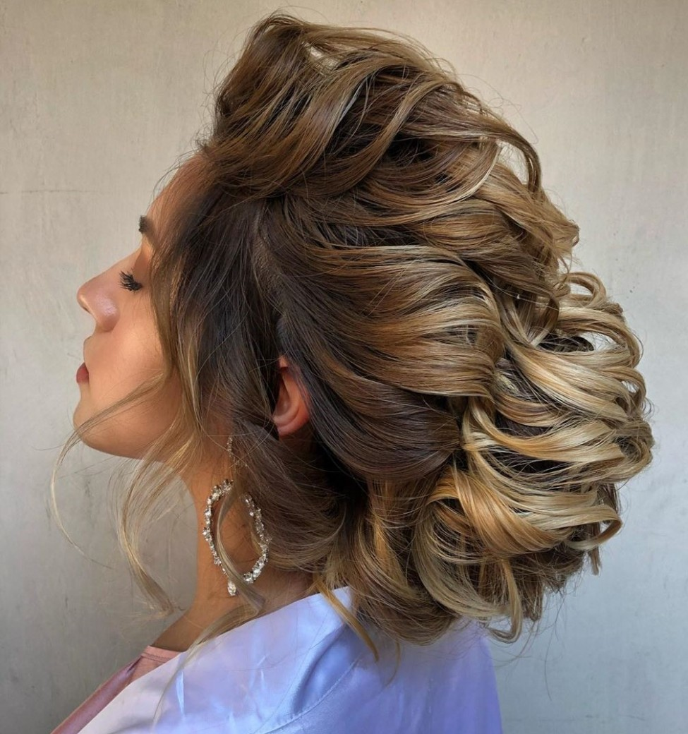 8 New Updo Hairstyles for Your Trendy Looks in 8 - Hair Adviser