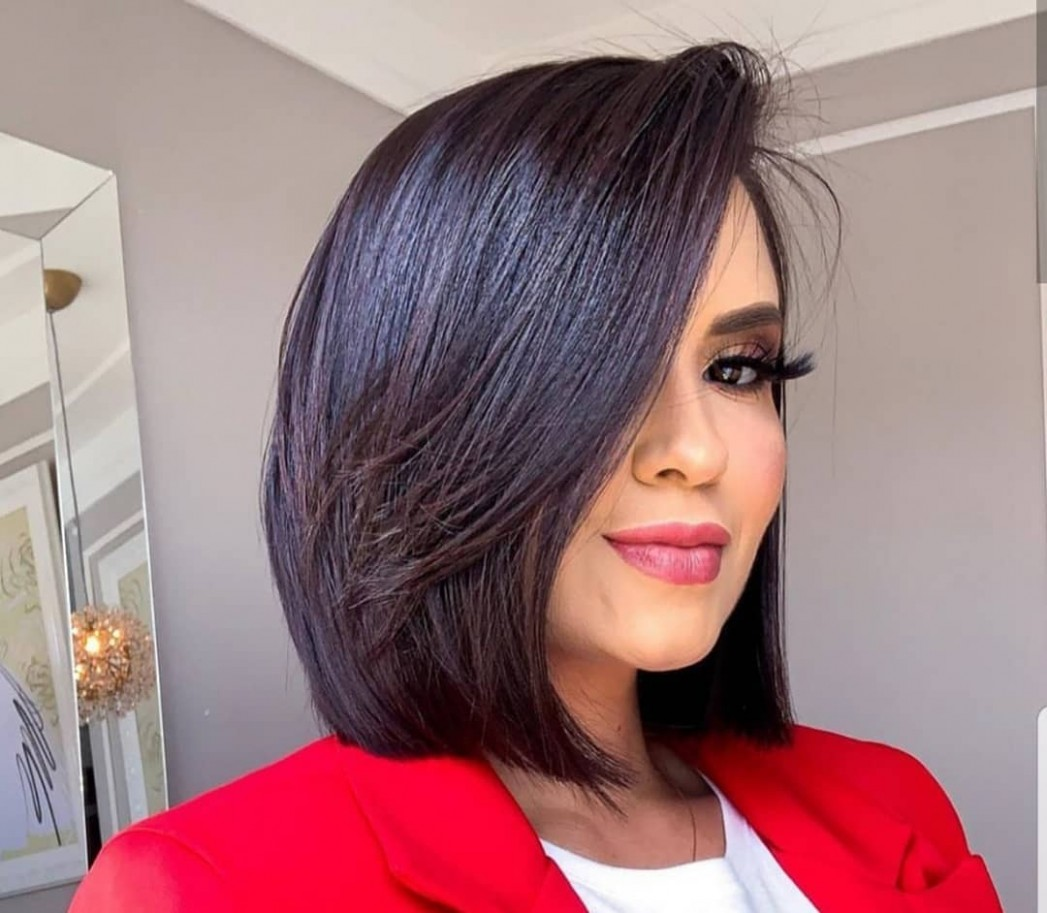 8 Short Haircuts For A Fat Face » Short Haircuts Models Hairstyles For Round Fat Faces