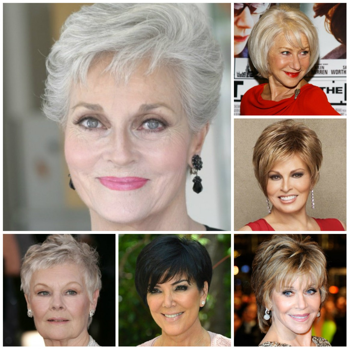 8 Short Haircuts For Women Over 8 8 Haircuts, Hairstyles Mature Haircuts