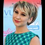 8 Short Hairstyles For Round Faces 8 Short Cuts For Round Faces