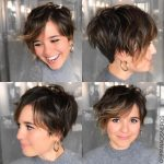 8 Short Hairstyles For Round Faces With Slimming Effect Hadviser Pixie Cut Fat Face