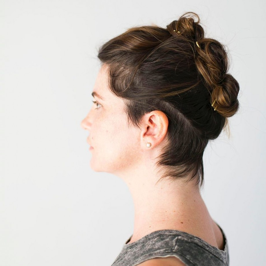 8 Sporty Hairstyles For Short Hair To Rock In The Gym Sporty Hairstyles For Short Hair