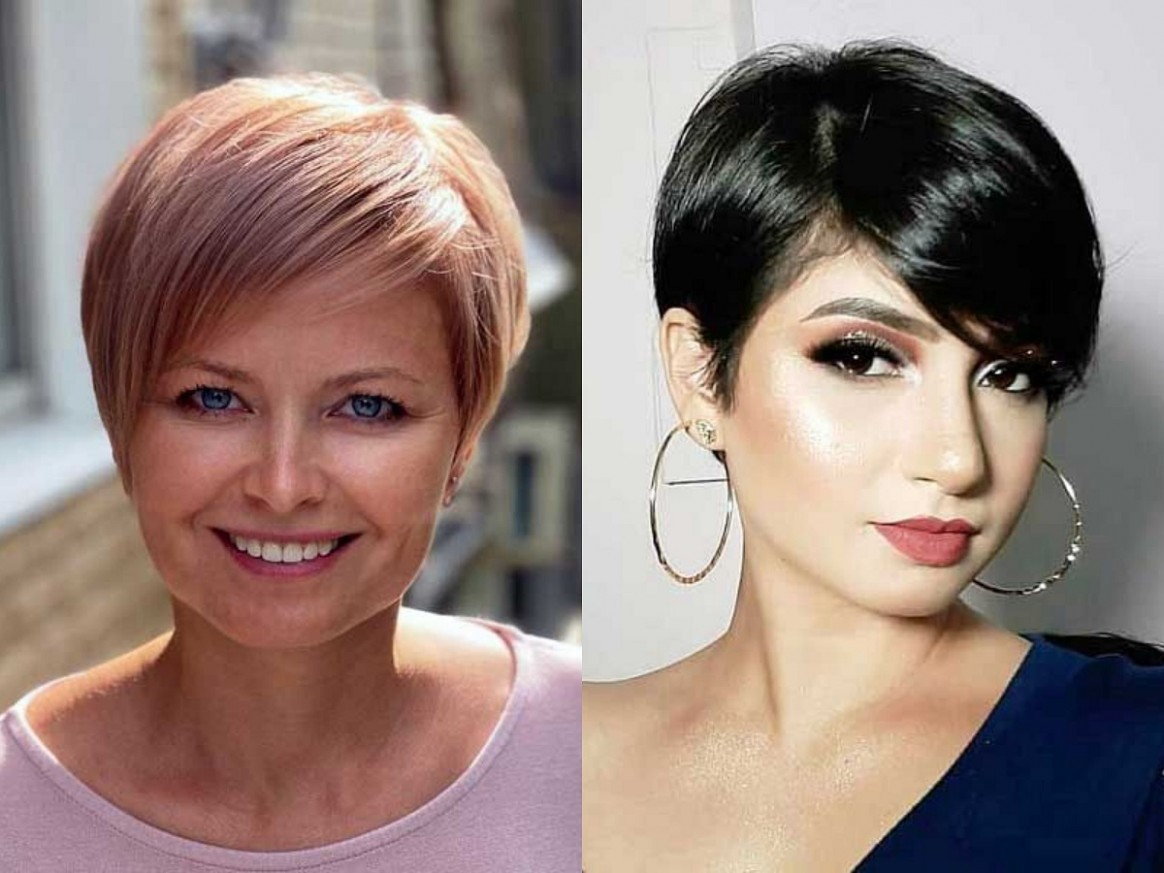 8 Stunning Pixie Cut For Round Faces To Try In 8 HqAdviser Pixie Cut Fat Face