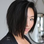 8 Super Cute Looks With Short Hairstyles For Round Faces Short Asian Round Face Haircut
