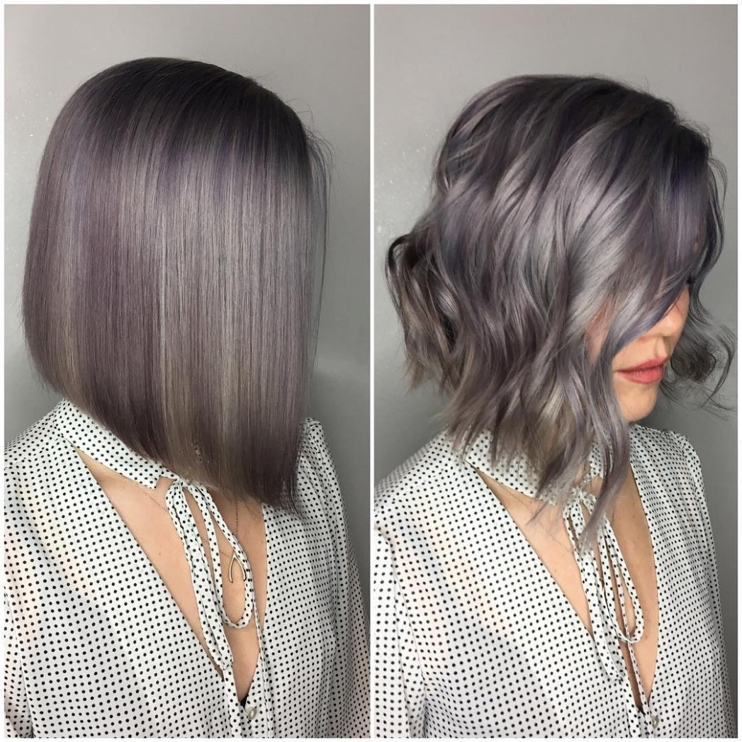 8 Super Cute Ways To Curl Your Bob PoPular Haircuts For Women 8 A Line Bob Curly Hair