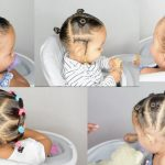 8 TODDLER HAIRSTYLES IN 8 MIN HAIRSTYLES FOR BABIES WITH CURLS Hairstyles For Babies With Short Hair