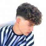 8 Trendy Haircuts For Men (8 Styles) Men Haircut Curly Hair Curly Fringe Male